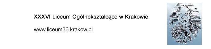 XXXVI Liceum Ogólnokształcące w Krakowie