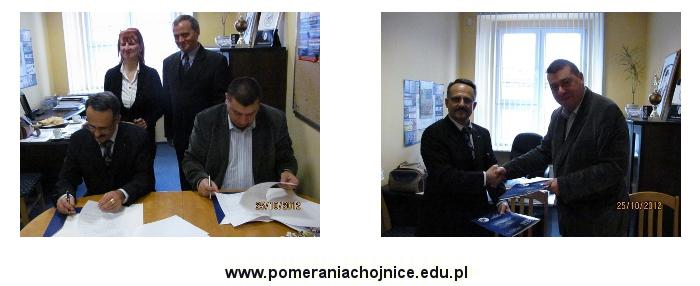 """Powszechna Wyższa Szkoła Humanistyczna """"Pomerania"""" w Chojnicach"""