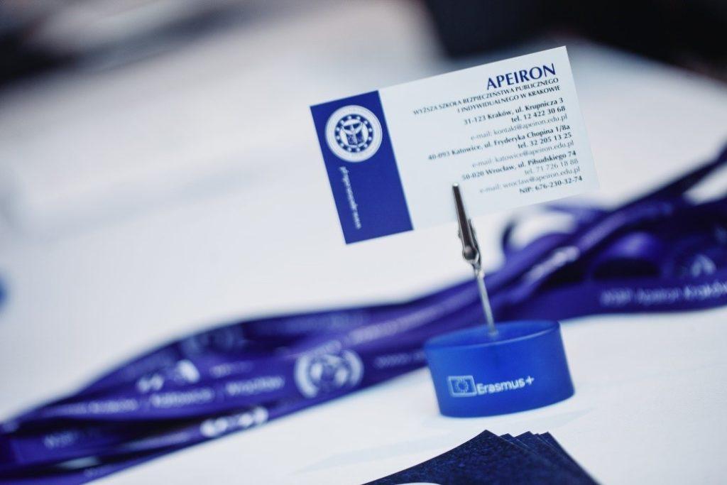 WSBPI Apeiron Erasmus International Days gadgets