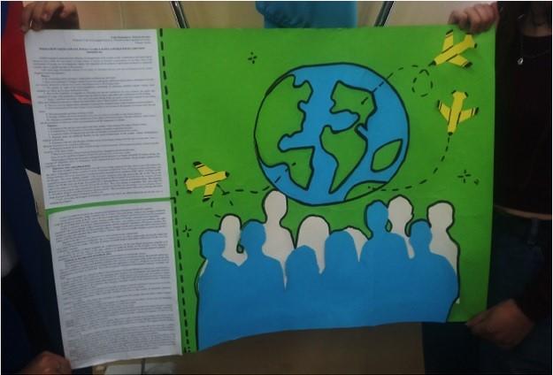 WSBPI Apeiron Erasmus International Days 2020 poster session